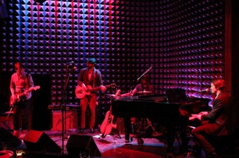 Easy Tells return to Joe's Pub